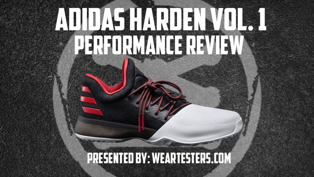 adidas Harden Vol 1 Performance Review - Duke4005 - WearTesters d30f1ccea