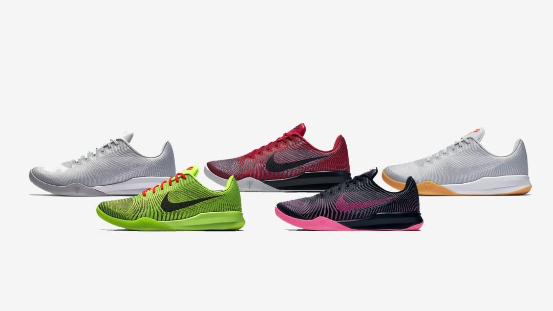 sports shoes e1024 f910e New Color Options Land on the Nike Kobe Mentality 2 - WearTe