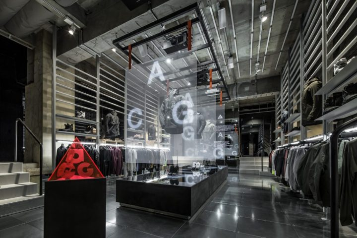 Inside Tokyo s New NikeLab MA5 Store - WearTesters 8a073f891c33