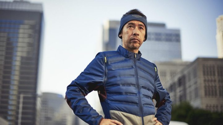 NikeLab Gyakusou Zipoff Aeroloft Jacket