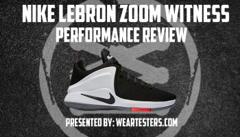 purchase cheap 03856 14731 Nike LeBron 13 Performance Review - WearTesters