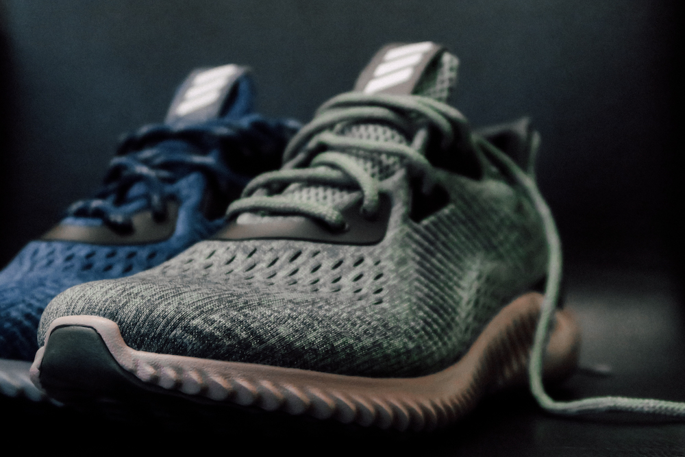e580eba3d8138 adidas alphabounce engineered mesh green 1 - WearTesters
