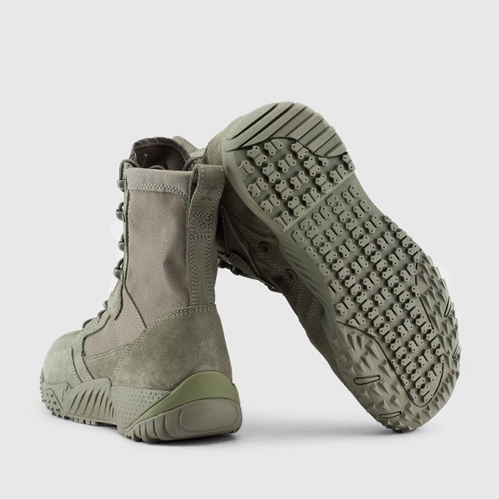 The Under Armour Jungle Rat Boot Launches in  Sage  - WearTesters 737e90d14007