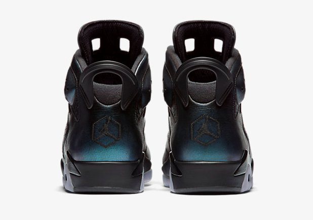 Air Jordan 6 Retro All-Star - heel