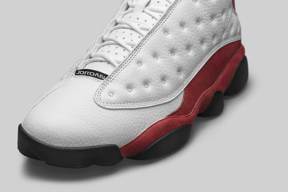 2bfc283b99fd An Official Look at the Air Jordan 13 Retro WhiteBlack – True Red – Pearl  Grey for 2017 6