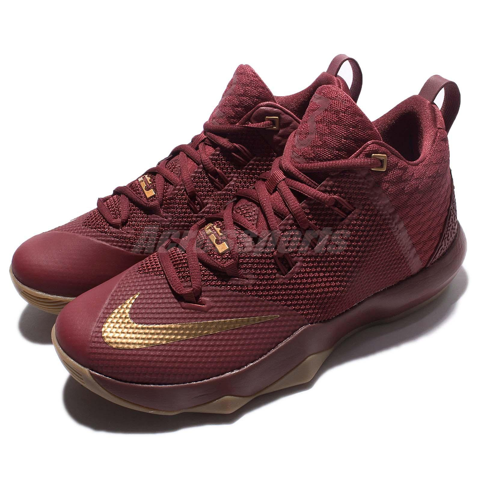 premium selection d0ee7 3d606 Nike Lebron Ambassador 9 – Team red – Full