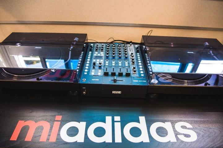adidas Dame 3 Oakland High recording studio 4