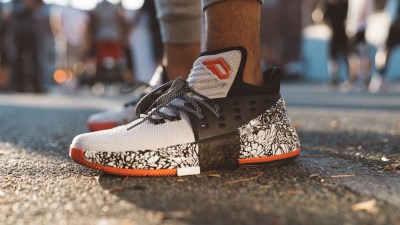 adidas Dame 3 chinese new year 3