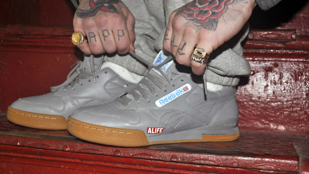 a0ffe8d041f ALIFE Links with Reebok for Three Part Phase 1 Pro Pack - WearTesters