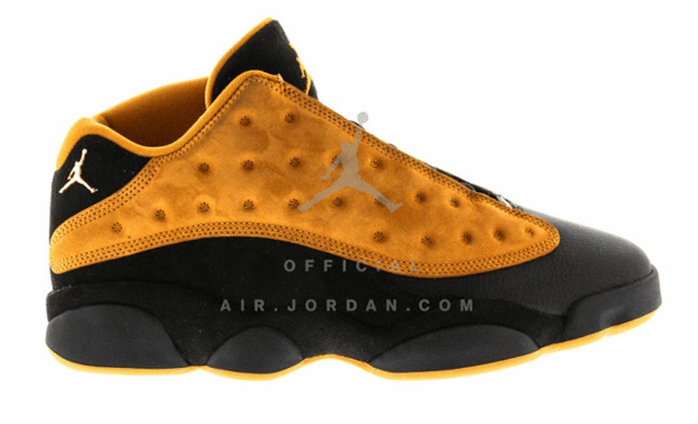 new style 39a85 c405a Get a First Look at the Air Jordan 13 Retro Low  Chutney  - WearTesters