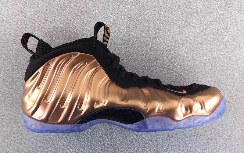Nike to Bring Back the Air Foamposite One  Copper  in Spring 2017 ... 7feac560b