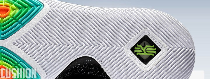 492f9db89a Cushion – This is where brand snobs will get mad at me because I don t  sugar coat sh t. I just tell it like it is. The Kyrie 3 has no cushion  aside from ...