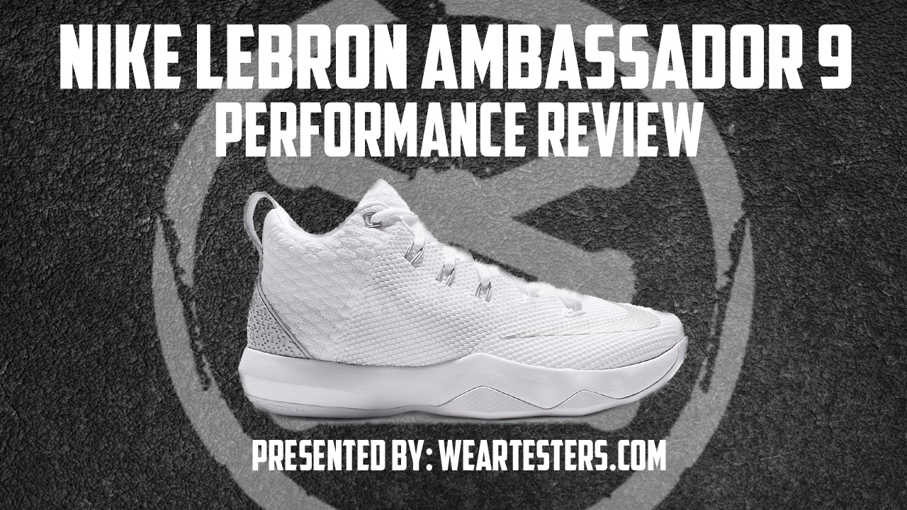size 40 7f6bc 754c1 Nike Zoom LeBron Ambassador 9 Performance Review   NYJumpman23 ...