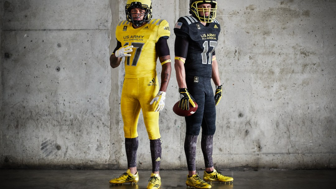 adidas Unveils 2017 U.S. Army All-American Bowl Uniforms - WearTesters f27ccd90a
