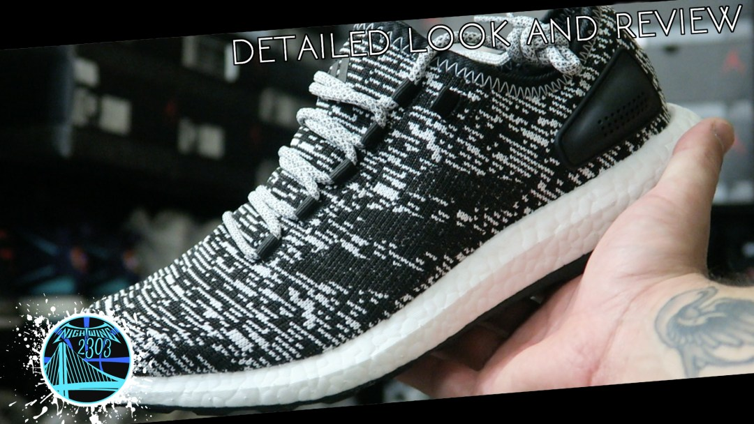 timeless design 5677b 44ad2 adidas PureBOOST 2017   Detailed Look and Review - WearTesters