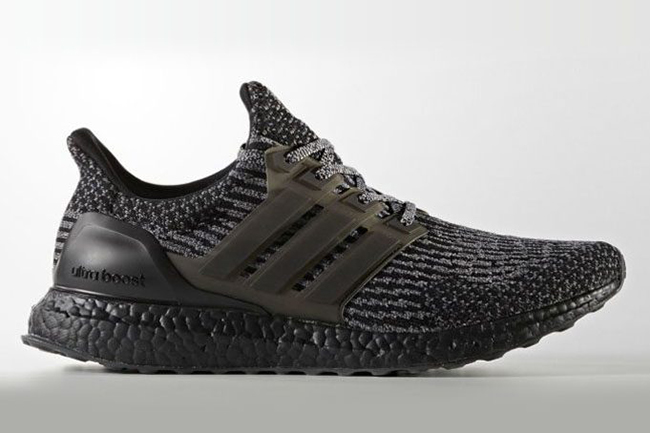 ae9ac75ba The adidas Ultra Boost 3.0  Black Silver  is Slated for Spring ...