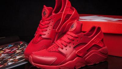4169490dde4b The All-Red Nike Air Huarache Has Restocked