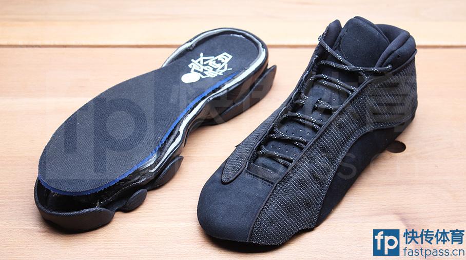 outlet store c56d6 a6df2 Air Jordan 13 Retro  Black Cat  Deconstructed 2