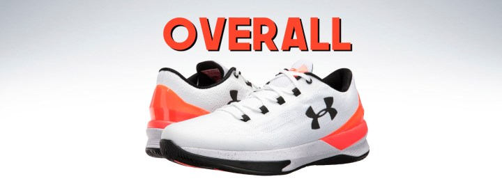 bdf90f4aa44f Overall  The UA Charged Controller was my most anticipated on-court model  of 2017. The prospect of having a fully knitted upper with the amazing  cushion and ...