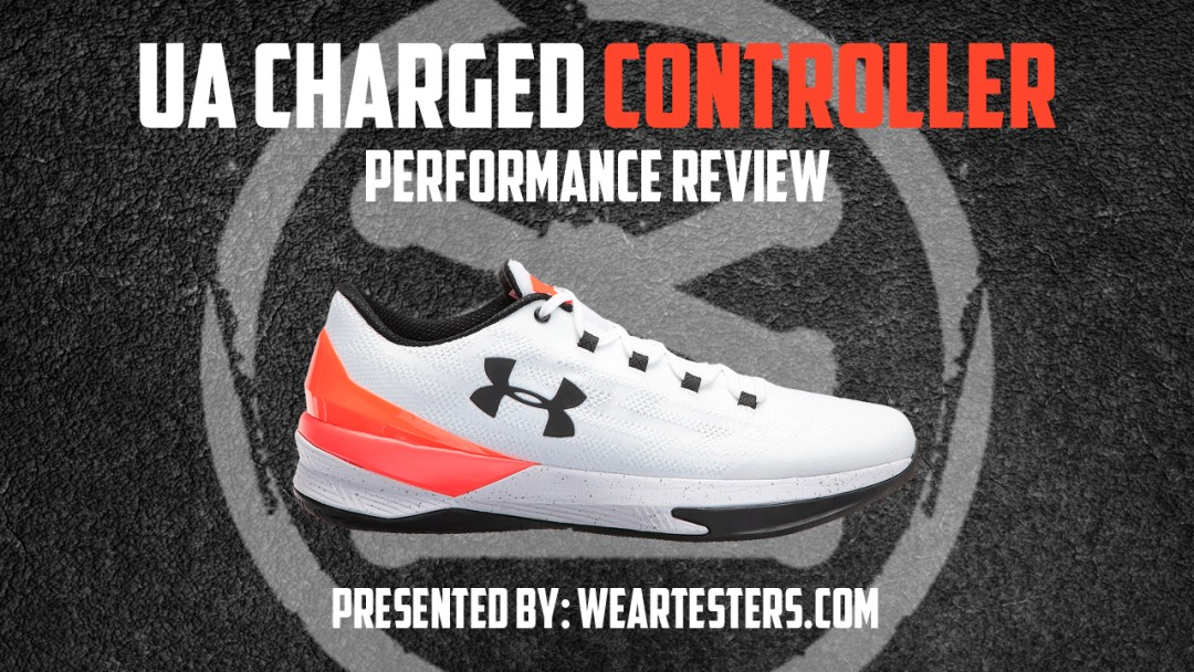 d6fac0d67e51 Under Armour Charged Controller Performance Review