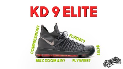 Your Best Look Yet at the Upcoming Nike KD 9 Elite fb22b0580