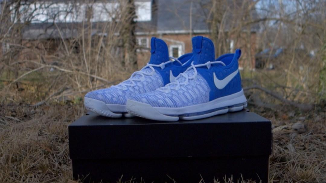 super popular f9ce7 14efe Nike KD 9  Royal  Quick Look   Quick Kicks - WearTesters