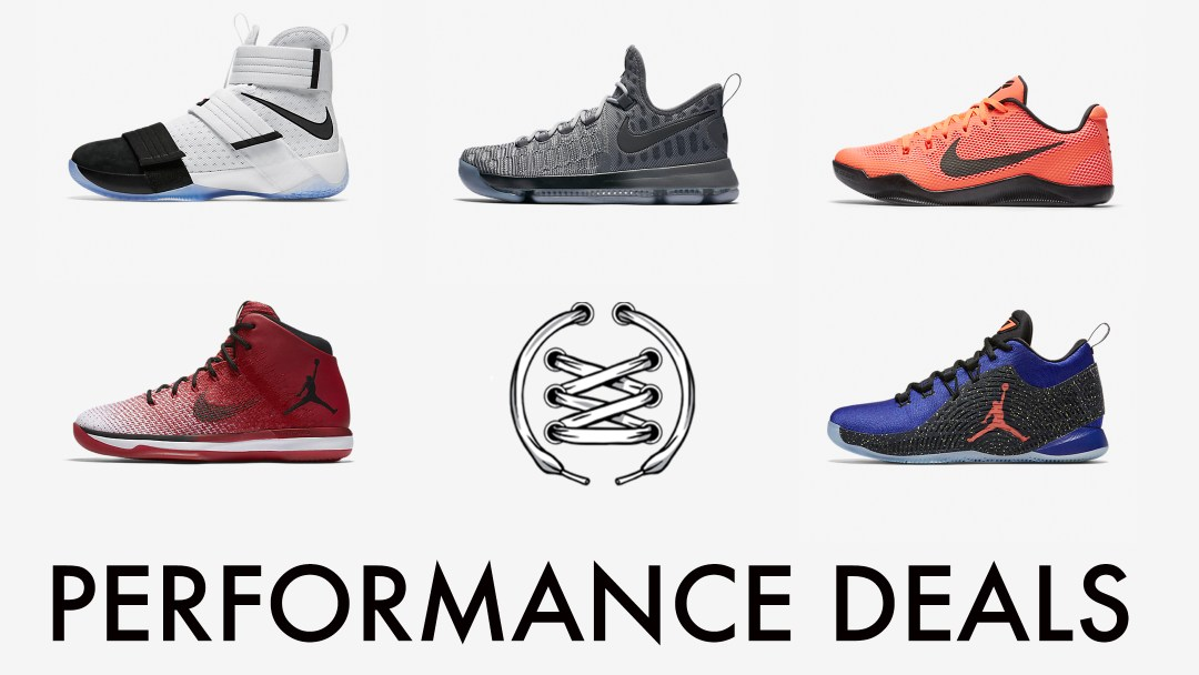 278b39a570ee Last Day - Performance Deals  Nike   Jordan Shoes for 20% Off at ...