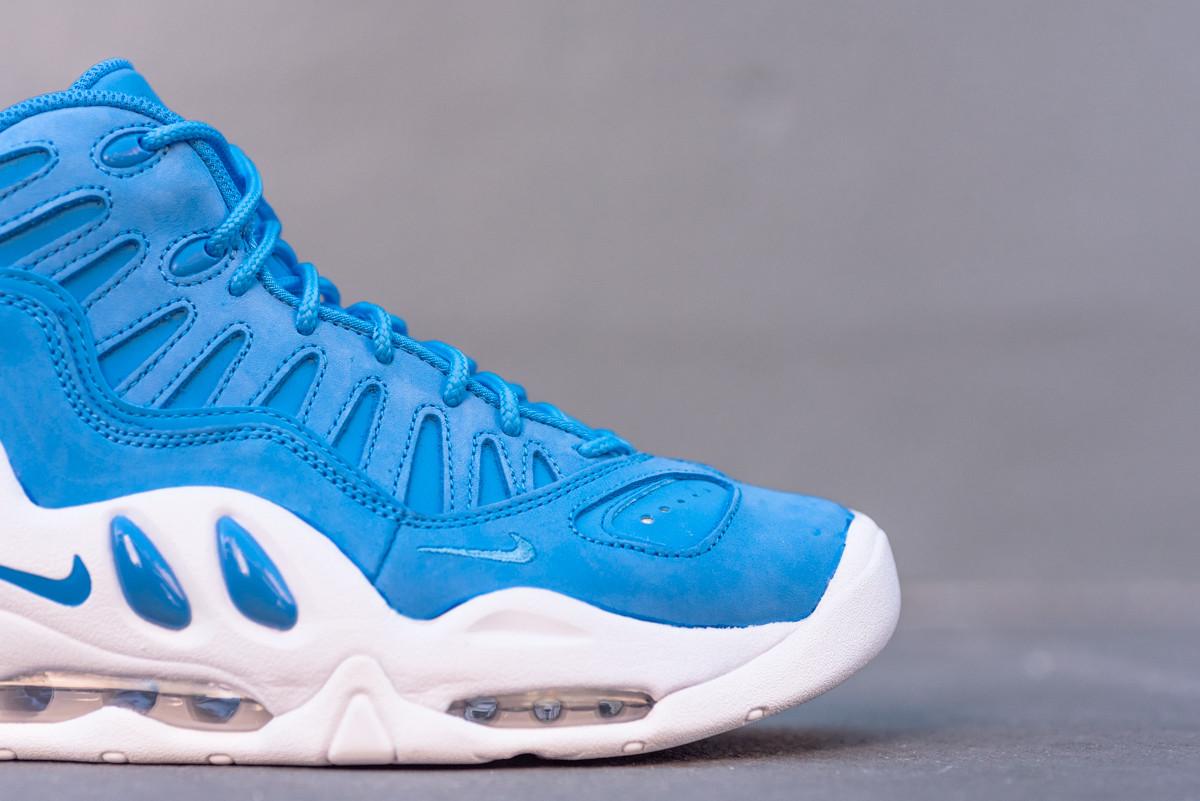 Nike Men's Size 11 Air Max Uptempo 97 as QS University Blue White 922933