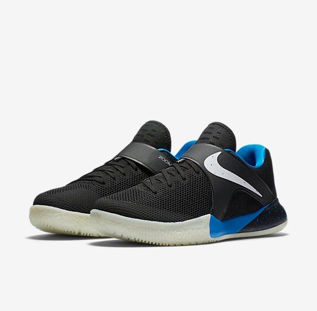 8c5391c450e2 ... Nike Zoom Live ZL PE - Full  Shop 911090-013 Isaiah Thomas ...
