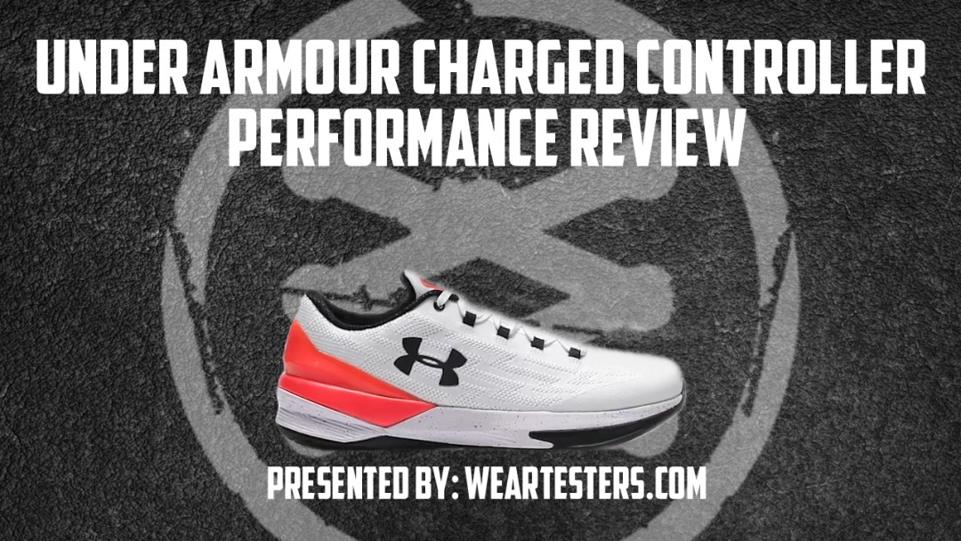 6506a3098cd1 Under Armour Charged Controller Performance Review - Duke4005 ...