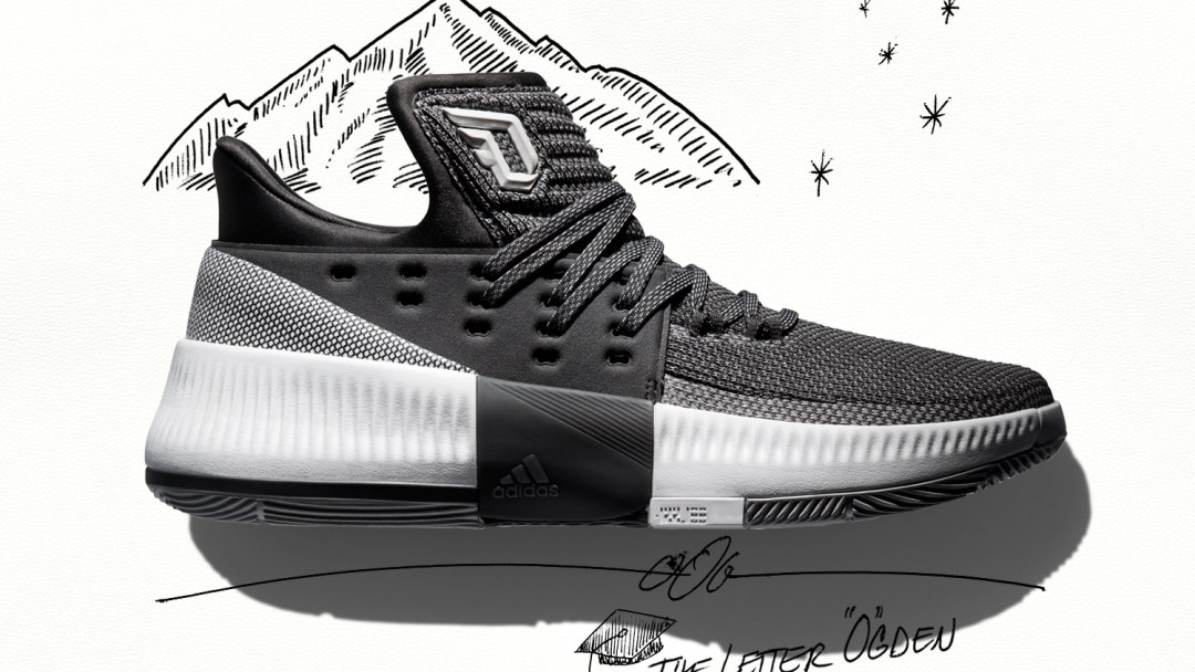 quality design 170fa 0add3 The Grey adidas Dame 3 Wasatch Front is Available Now - Wear