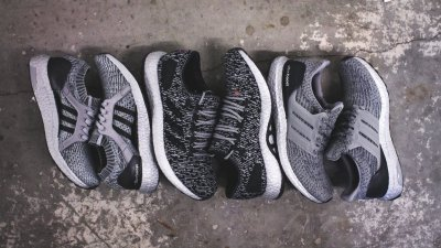 e2b95cef4e58 The adidas  Silver Boost  Collection is Available Now