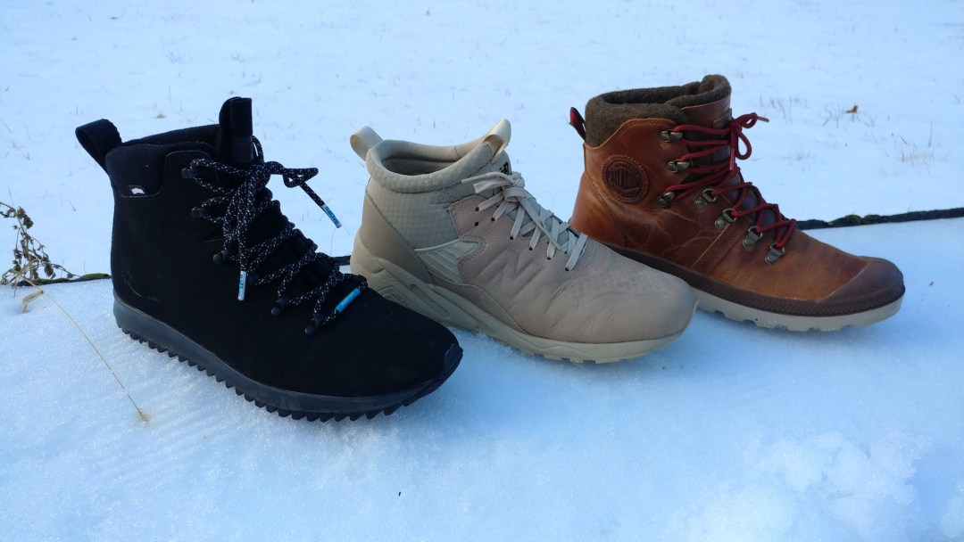 Casual Wear Review It S Winter For 125 Boots Or Sneakerboots