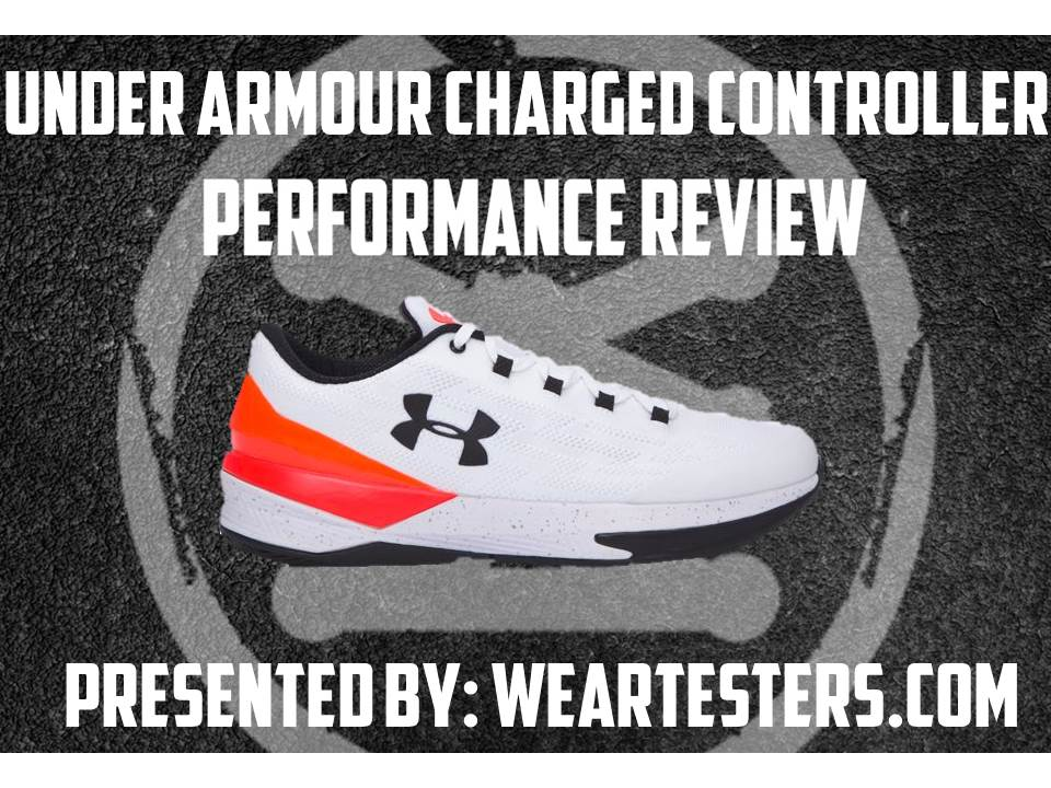 Under Armour Charged Controller Performance Review  8658df7c0