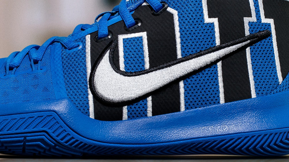 49a4ad9ee49 Nike Kyrie 3  DUKE  to Release March 10 - WearTesters