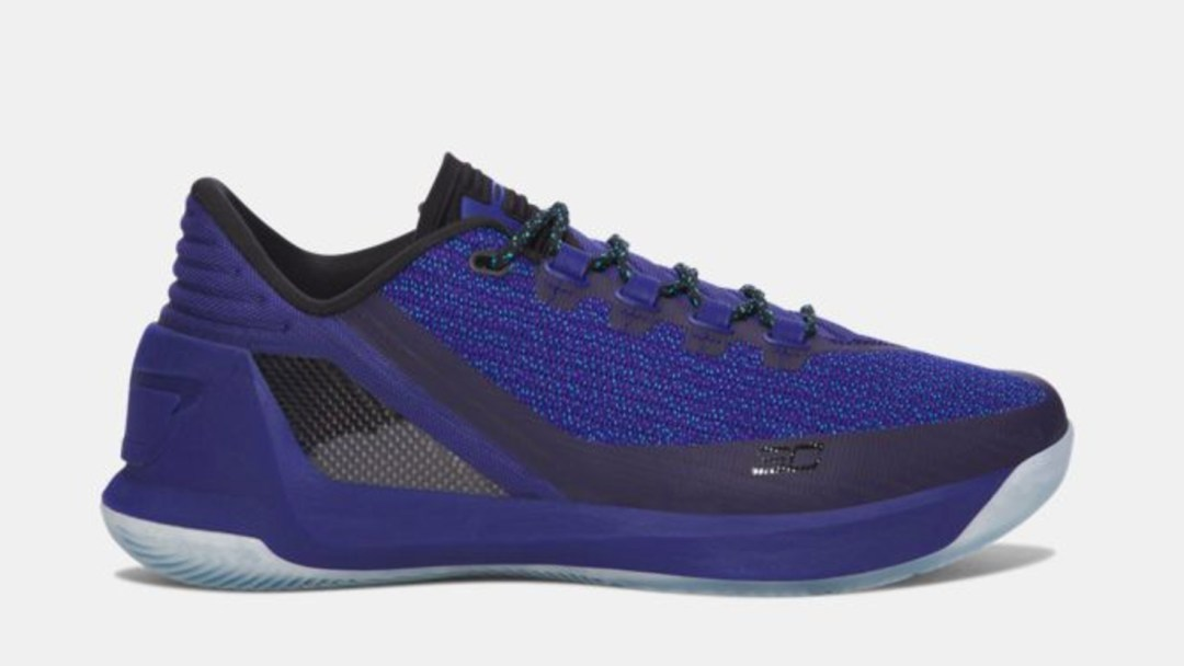 under armour curry 3 low dark horse 1