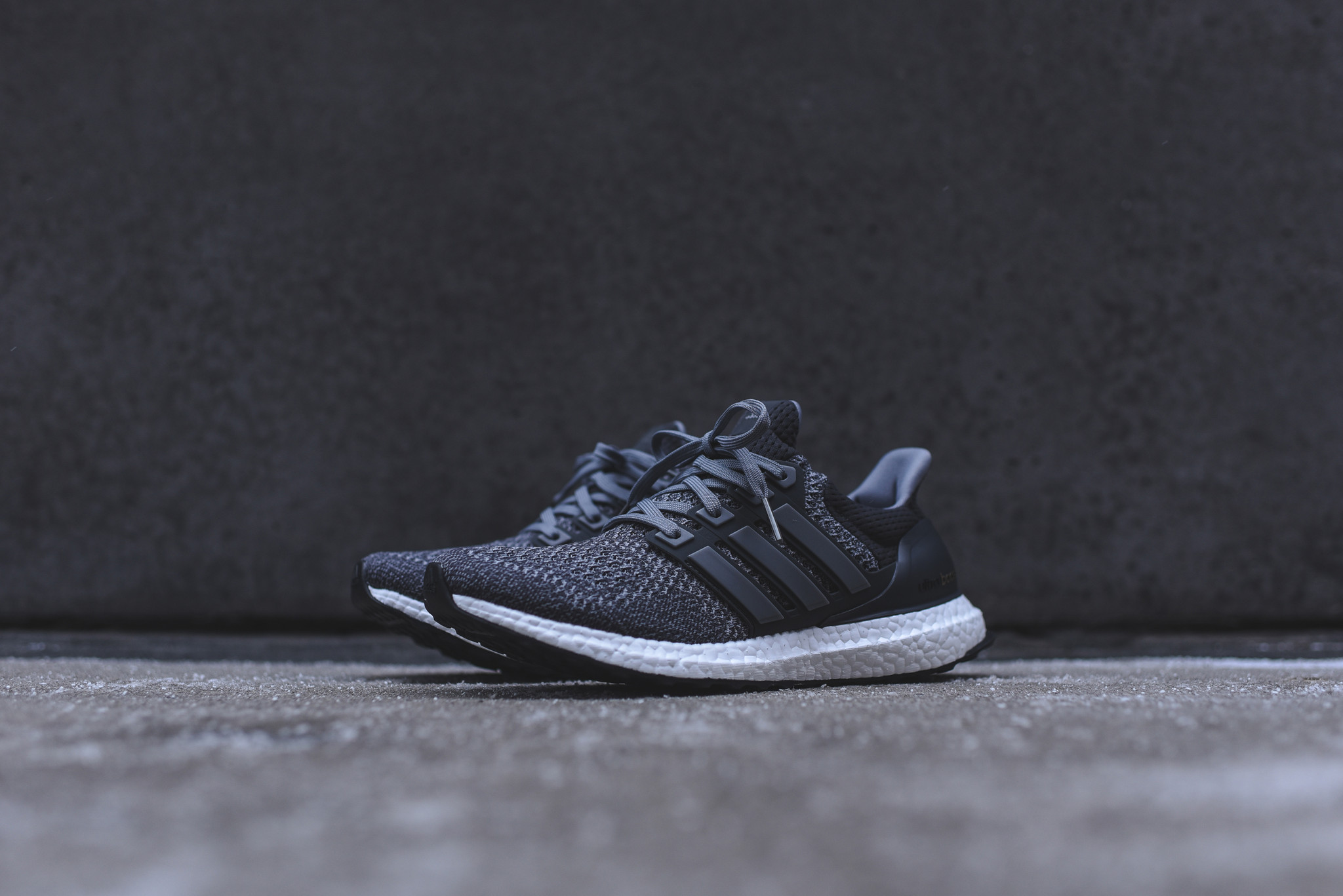 17893c8b031a0 The adidas Ultra Boost 3.0 in Black is Available Now - WearTesters