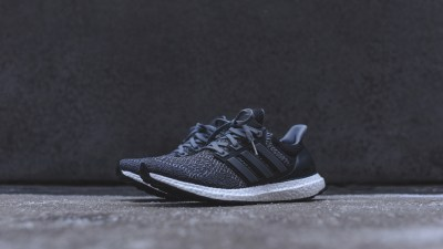 187a5d0ef The adidas Ultra Boost 3.0 in Black is Available Now