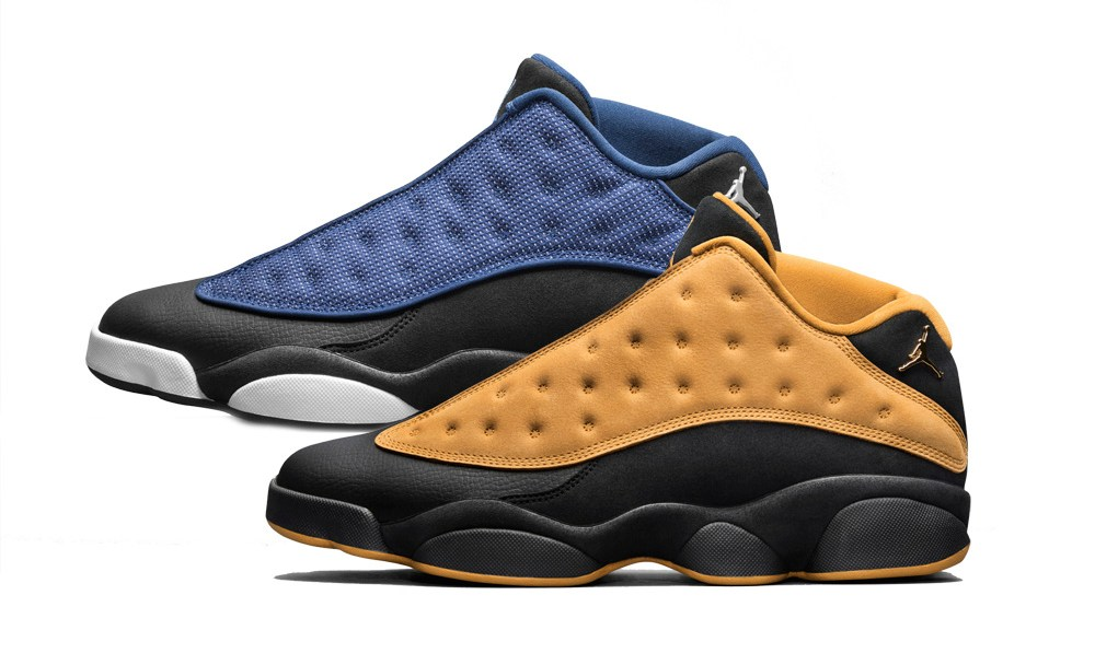 523ae795afdbb6 The Original Air Jordan 13 Low Lineup Scheduled to Retro This Summer ...