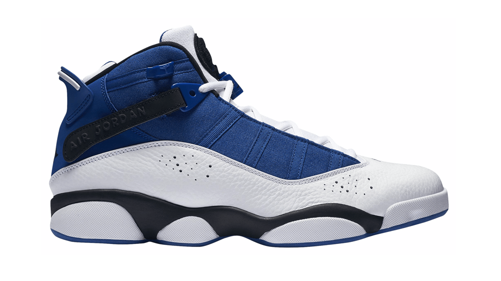 0776a16acd73 The Jordan 6 Rings is Available Now in Team Royal - WearTesters