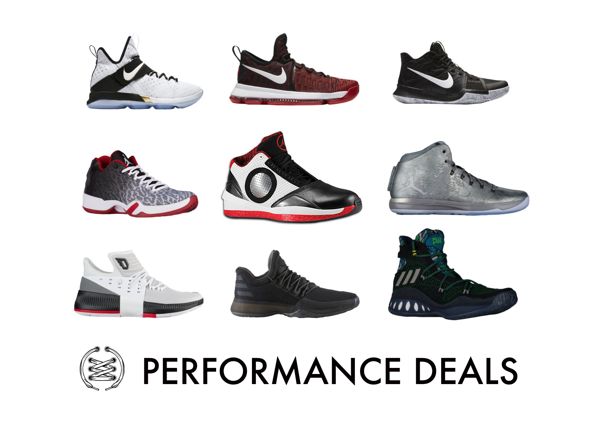 ea2c72cb5f4 adidas   Jordan Brand   Kicks Off Court   Kicks On Court   lifestyle deals    Nike   Performance Deals ...