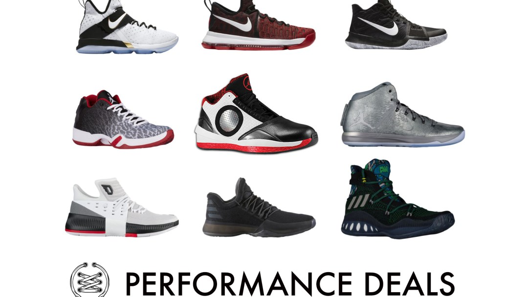 2fc7ab70da4e Performance + Lifestyle Deals  20% Off at Foot Locker - WearTesters