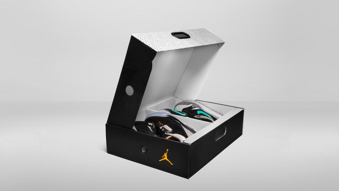 26f04da3ed41 The atmos Air Max 1 x Jordan III Pack Has an Official Release Date ...