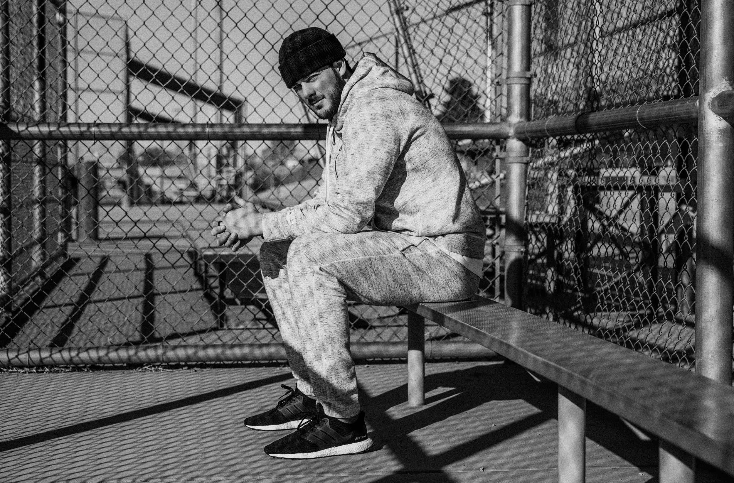 bced5aa7e6f914 adidas Athletics x Reigning Champ Collection Offers Primeknit ...