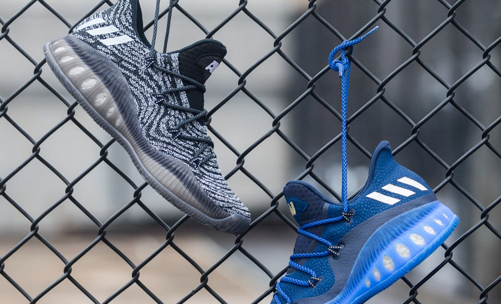 info for 4b0e7 5fa60 adidas and Andrew Wiggins Unveil Two New Crazy Explosive Low