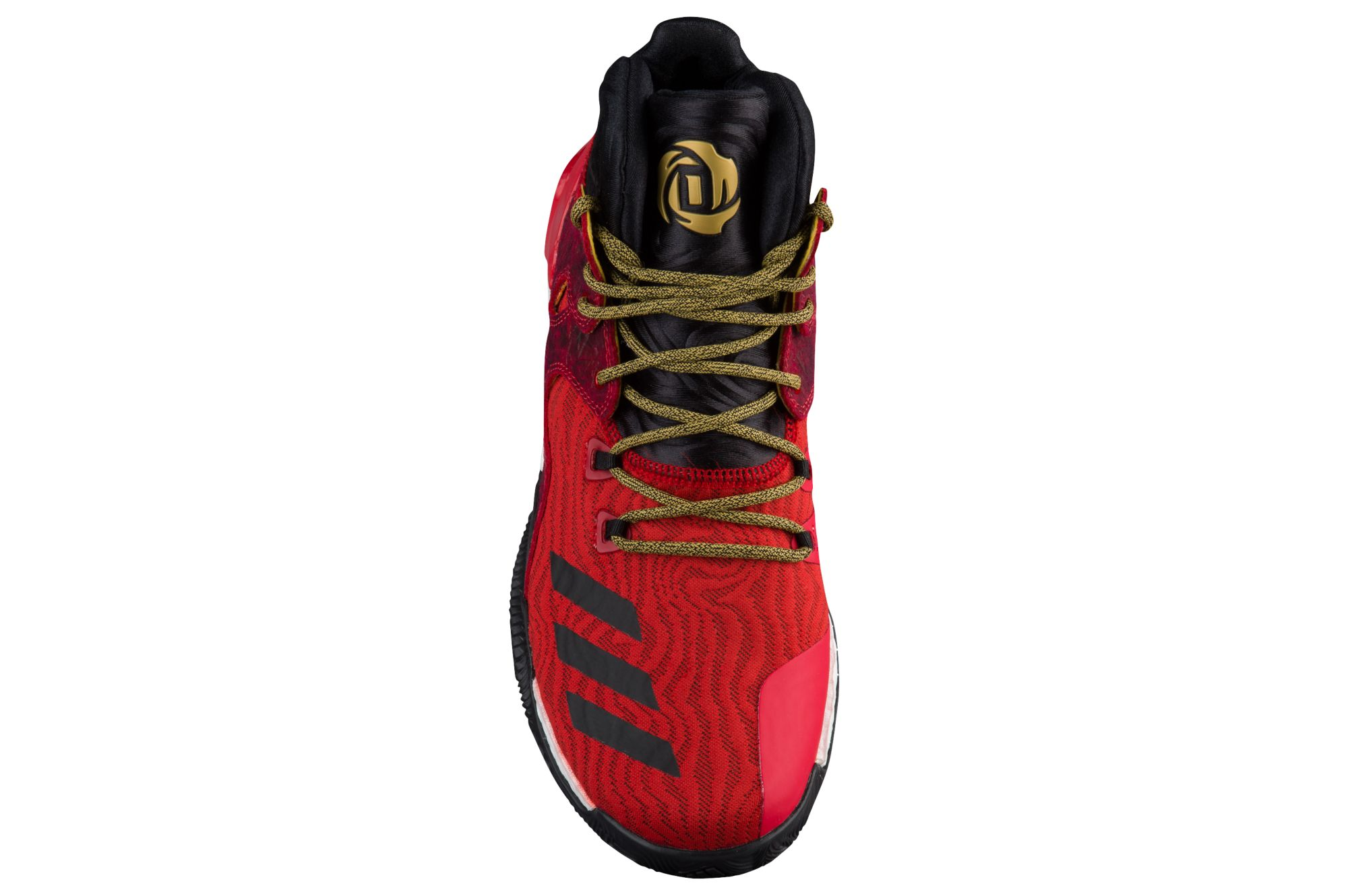 new concept 8c5a0 71607 adidas d rose 7 scarlet gold 2 · adidas  Kicks On Court  Release Reminder  ...