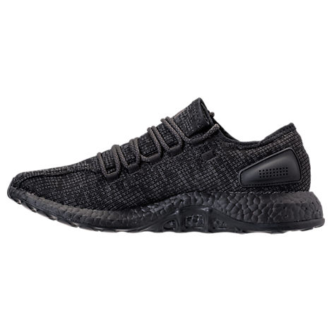 22d2487ecd0d Where s the Hype for This Triple Black adidas PureBoost LTD ...
