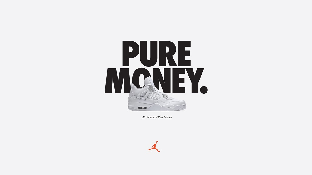 c85f3f53de575c The 2017 Air Jordan 4 Retro  Pure Money  is Unveiled - WearTesters