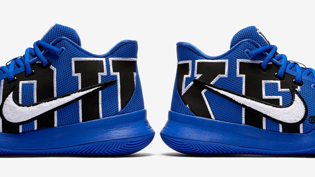 62a3ba507983 The Nike Kyrie 3  Duke  is Available Now - WearTesters