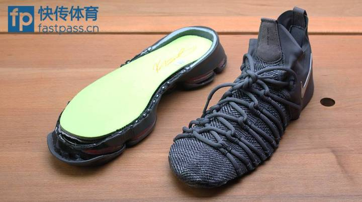 94e1175e5668 The Nike Zoom KD 9 Elite Deconstructed - WearTesters